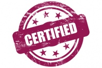 Verified members have the Certified badge